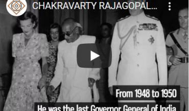Chakravarti Rajagopalachari – Gandhi's Conscience Keeper