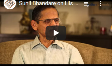 Sunil Bhandare on his experiences with Indian liberal organisations