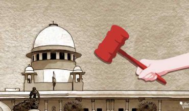 Grievances in and of the Supreme Court