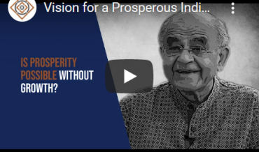 Vision for a Prosperous India – Gurcharan Das