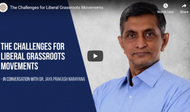 The Challenges for Liberal Grassroots Movements