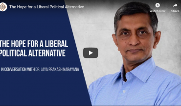 The Hope for a Liberal Political Alternative
