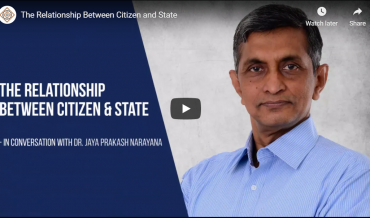 The Relationship Between Citizen and State