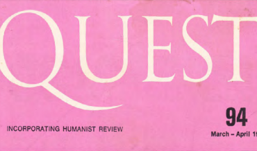 Indian Liberals, Quest Magazine and India's First Dictatorship