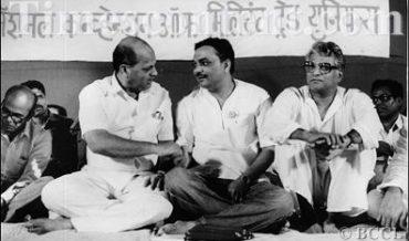 Sharad Joshi and the Crisis of Trade Unions