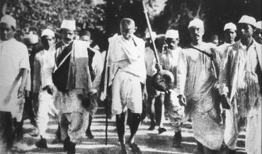 Satyagraha and the Political System