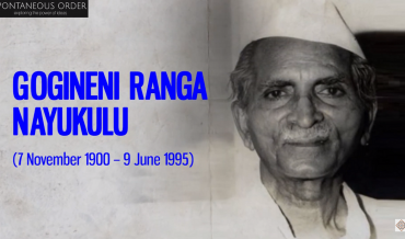 N.G. Ranga – Guardian of Peasants' Rights