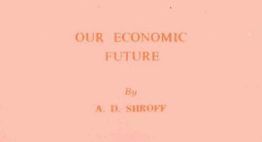 Our Economic Future